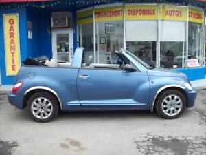 2007 Chrysler PT Cruiser Touring cabriolet-décapotable-