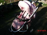 pushchair/buggy. My Babiee