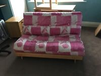 Futon sofa bed in good condition