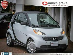 2015 Smart fortwo pure cpé