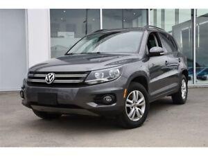 2014 Volkswagen Tiguan A/C ** 56 763 KM ** TRES BAS KILO!!!