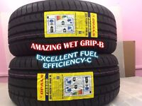 2 x 225/45ZR18 95W XL OPALS 2 TYRE'S INCLUDING FITTING BALANCING ONLY £90 NEW TYRE'S 2254518