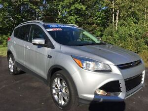 2014 Ford Escape Titanium|GETTING 4 NEW TIRES AND ALL CLEANED UP