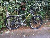 "On-one 45650b Mountain Bike 18"" Medium"