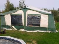 Penine pullman 6 berth trailer tent