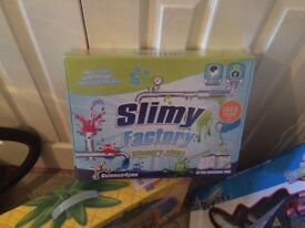 Slimey factory