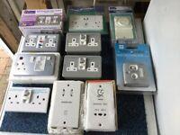 RCD sockets