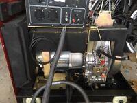 Large Diesel Generator 7.5 hp