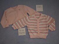 Girls 9-12 months M&S clothes bundle inc: cardigans, leggings, vests and more