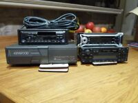 Car Radio Cassetts CD Player Auto Changer ***ALL UNTESTED ***