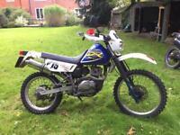 Suzuki dr 125