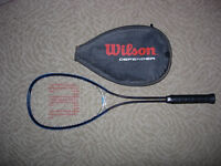 Squash racket for adult
