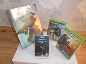Titanfall 2 Collectors Edition Hardcover Guide, Xbox One Games:Titanfall & Titanfall 2