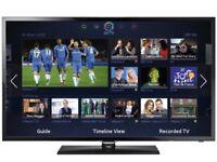 46-Smart Samsung slim TV £230