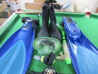 Sub Aqua Diving Gear Little used: for the more serious diver. REDUCED for quick sale