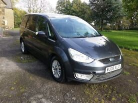 Ford Galaxy 2.0 TDCi Ghia 5dr