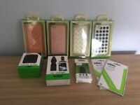 Pack of Vibe moblie phone accessories , Brand new.REDUCED.