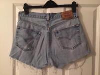 Levi's 501 vintage shorts - Levis