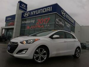 2013 Hyundai Elantra GT SE | SUNROOF | MP3 STEREO | HEATED LEATH