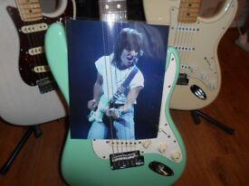 USA Fender Jeff Beck Stratocaster . Swap .