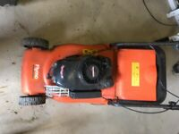 Flymo petrol lawnmower for spares or repair lawnchief 400PD