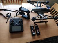 Yuneec Typhoon Q500 4k Drone cheap ( phantom parot mavic )