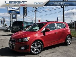 2016 Chevrolet Sonic LT Auto,  Alloy Wheels and much more...