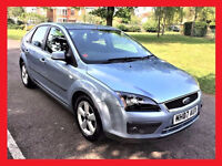 CHEAP ---- 2007 Ford Focus 1.6 Zetec ---- 99800 Miles ---- Part Exchange Welcome ---- Ford Focus 1.6