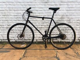 PRICE REDUCED - Foffa Black 2018 - Hub gears & disc brakes - Perfect condition