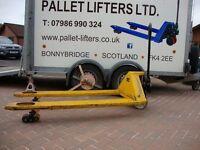 Pallet Truck (ex rental)