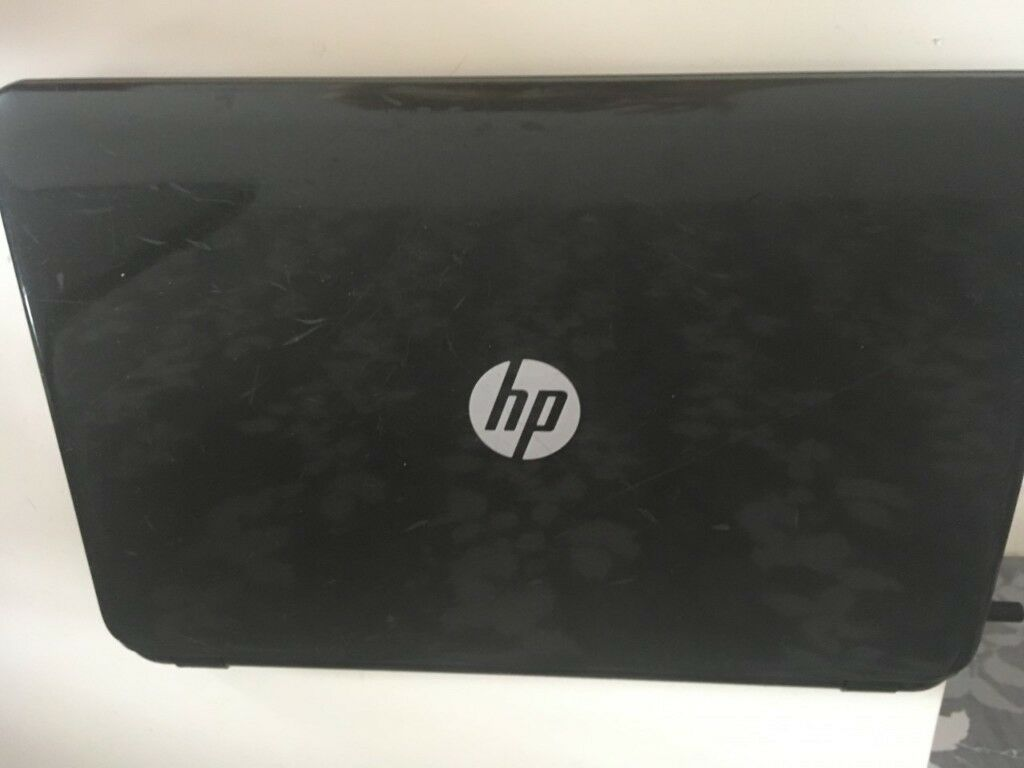 Black Hewlett Packard Laptop  HP 15 Notebook PC | in Bristol | Gumtree