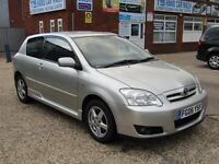 Toyota Corolla 1.4 D-4D Colour Collection 3dr VERY LOW MILEAGE 44000 ONLY