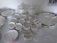 Food and tea Dishes