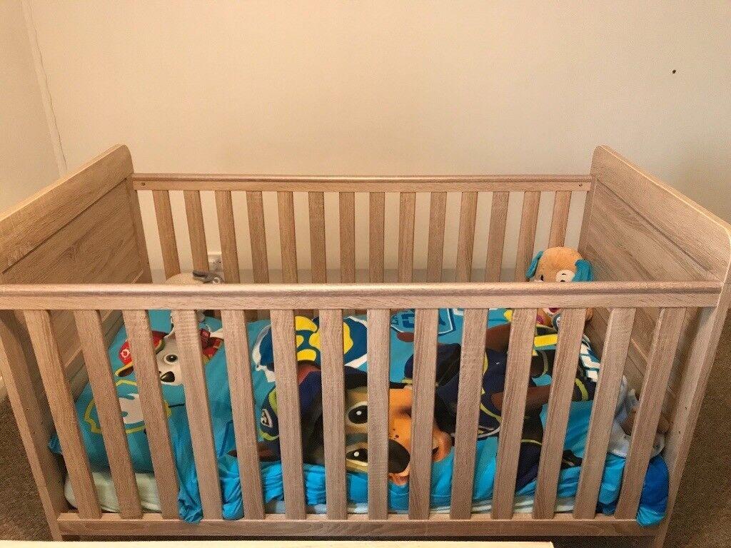 Light Wood Nursery Furniture Set In Borrowstounness Falkirk Gumtree