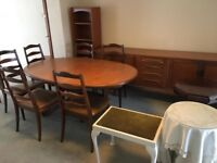 Dining Table G Plan (Pick up in Barry)