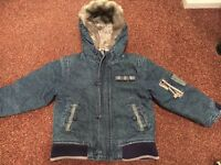 DENIM JACKET AGE 2-3