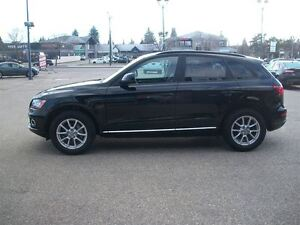 2014 Audi Q5 2.0L AWD LEATHER