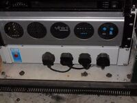 viod infiniti 8 power amp just serviced 3 months warranty