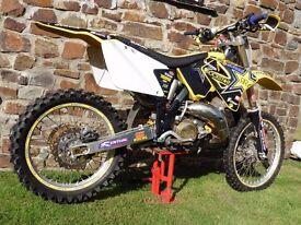 Suzuki RM 125 2004 motocross