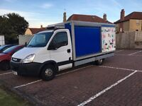 Iveco daily 2011 reg with mot 05/2017