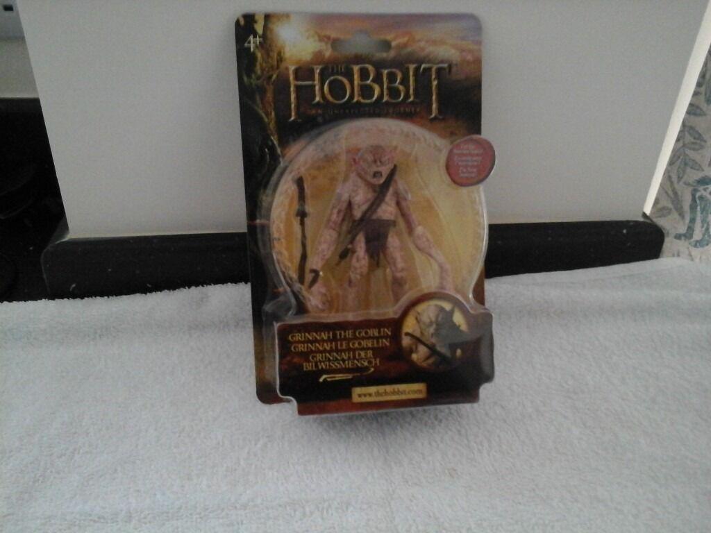 The Hobbit Figure Grinnah