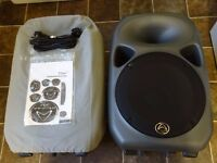 Pair of Wharfedale Titan Pro 315A Professional Active Speakers