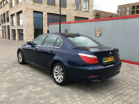 bmw 520d 58 reg 2008 manual, diesel, new flywheel, 1 owner, 12 mot, only 117k f/s/h, hpi clear 100%