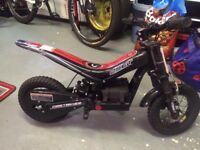 Oset 12.5 electric childs trials bike, may p/x