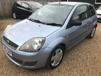 FORD FIESTA STYLE 1.6 STYLE AUTOMATIC 3DR 2005 * EXCELLENT CONDITION * LOW MILEAGE * HPI CLEAR *
