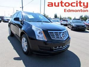 2016 Cadillac SRX Luxury Collection AWD Leather Sunroof