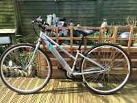 Ladies cycle never been uses in great condition