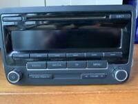 Genuine Volkswagen Transporter T5.1 CD radio Stereo head unit