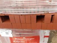 Wienerberger staffordshire smooth crimson engineering bricks 6 packs available