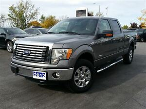 2012 Ford F-150 XTR-SUPERCREW-4X4